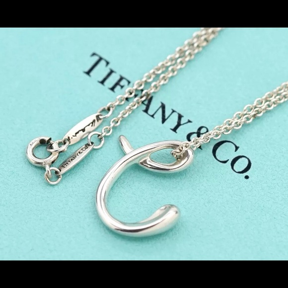 00fe3e090 Tiffany & Co. Jewelry | Tiffany Co Alphabet Initial Letter C 16 ...